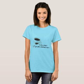 Coffee.ologist (trinkender Experte des Kaffees) T T-Shirt