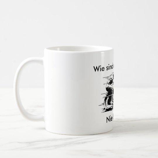Coffee Racer Mug Kaffeetasse