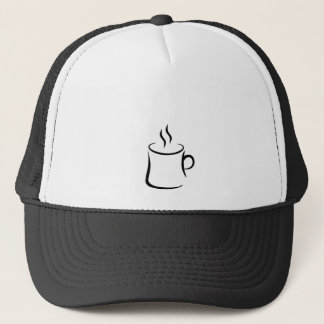 coffee truckerkappe