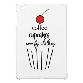 coffeecupcakescomfyclothes iPad mini hülle