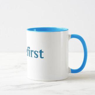Coffeefirst hashtag Tasse