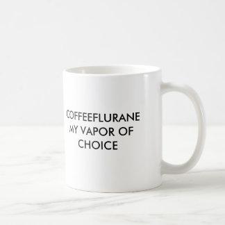 COFFEEFLURANEMY DAMPF DER WAHL, COFFEEFLURANEM… TASSE
