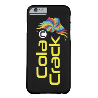 Cola N Crack Logo Barely There iPhone 6 Hülle