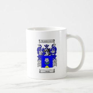 Colacino Wappen Kaffeetasse