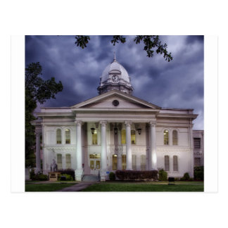 Colbert County Gericht Postkarte
