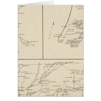 Colebrook, Gurren Co Grußkarte