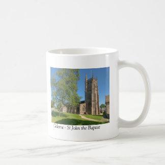 Colerne Johannes der Baptist Kaffeetasse