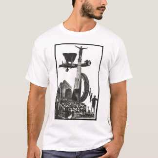 Collage durch Aleksandr Rodchenko T-Shirt