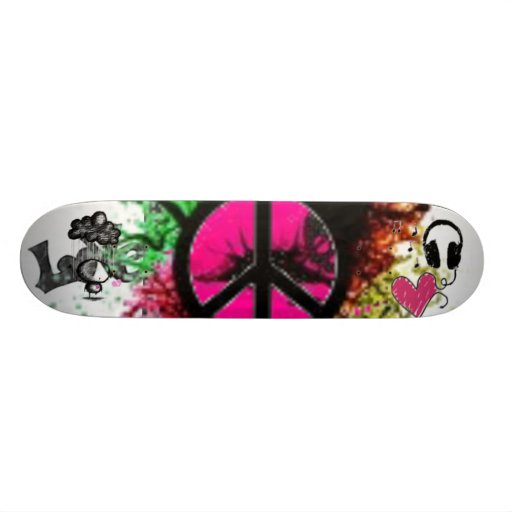 Collagenart Skatebrett Individuelle Skateboards