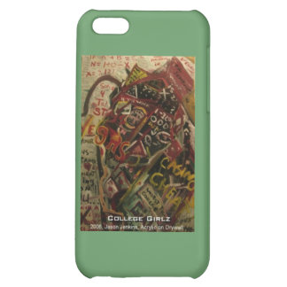 College Girlz Cover For iPhone 5C