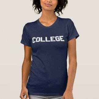 College T Shirt