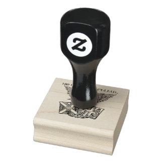 Collegio Armeno Gummi-Briefmarke Gummistempel