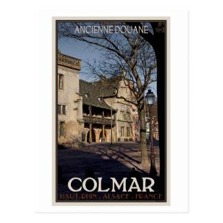 Colmar - das alte Zollamt Postkarte