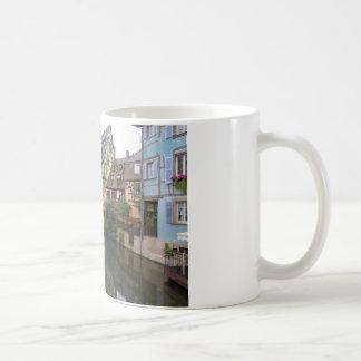 Colmar Frankreich Kaffeetasse