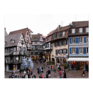 Colmar - postkarte