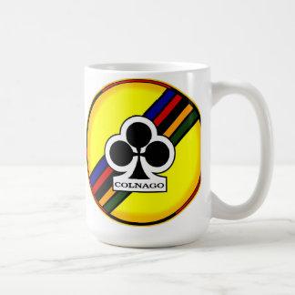 Colnago Fahrradzeichen Kaffeetasse