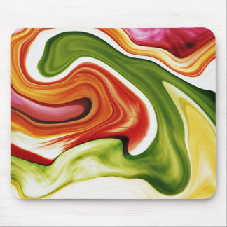 color in motion #1 mousepad