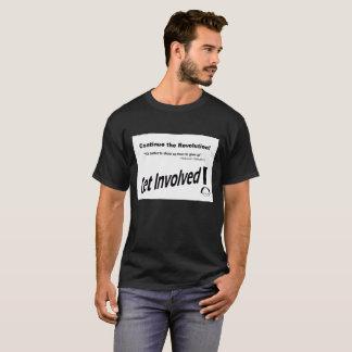 Colorado Bernie erhalten beteiligten T - Shirt
