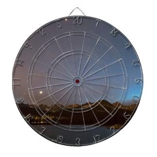 Colorado Brainard See-Galaxie-Nacht Dartscheibe