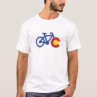 Colorado-Fahrrad T-Shirt