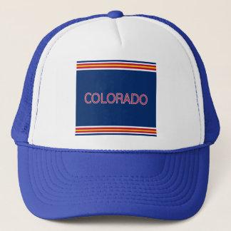 Colorado-Fernlastfahrer-Hut Truckerkappe