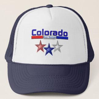 Colorado - Fernlastfahrerhut Truckerkappe