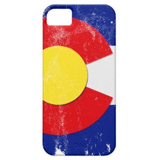 Colorado-Flagge beunruhigt iPhone 5 Schutzhülle