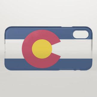Colorado-Flagge iPhone X Hülle
