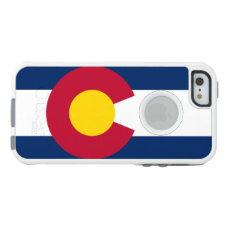 Colorado-Flagge Otterbox Iphone SE/5/5s Fall OtterBox iPhone 5/5s/SE Hülle