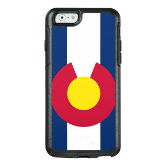 Colorado-Flagge Otterbox Symmetrie Iphone 6/6s OtterBox iPhone 6/6s Hülle