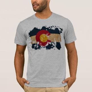 Colorado-Flagge T-Shirt