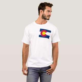 Colorado-Flaggent-shirt T-Shirt