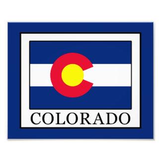 Colorado Fotodruck