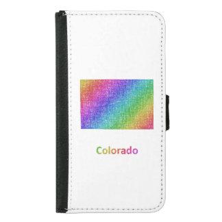 Colorado Geldbeutel Hülle Für Das Samsung Galaxy S5