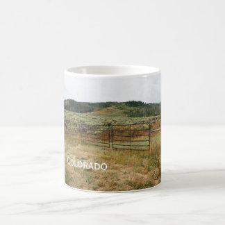 Colorado-Grasland Kaffeetasse