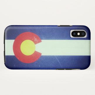 Colorado iPhone X Hülle