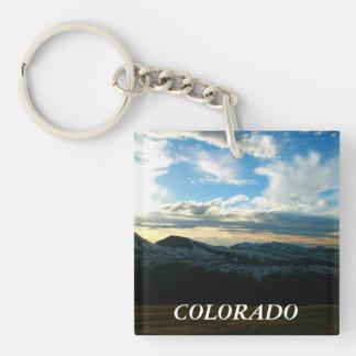 Colorado keychain schlüsselanhänger
