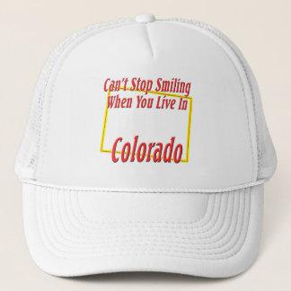 Colorado - lächelnd truckerkappe