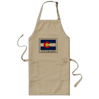 Colorado Lange Schürze