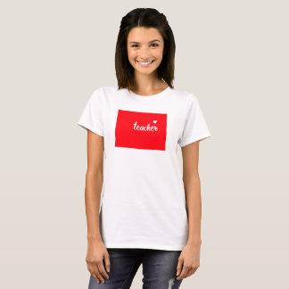 Colorado-Lehrer-T-Shirt T-Shirt