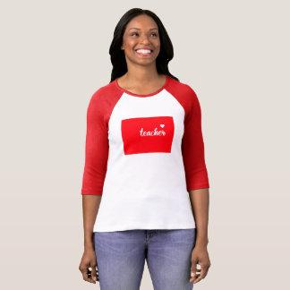 Colorado-Lehrerraglan-T-Shirt T-Shirt