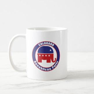 Colorado-Republikaner-Party Kaffeetasse