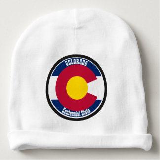Colorado-Rundschreiben-Flagge Babymütze