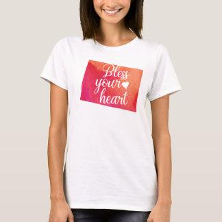 Colorado segnen Ihren Herz-T - Shirt