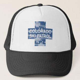 Colorado-Ski-Patrouille Truckerkappe