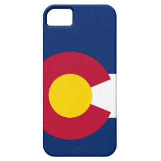 Colorado-Staats-Flagge iPhone 5 Etui