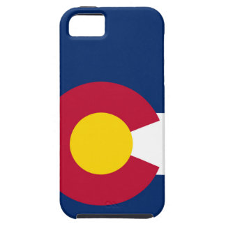 Colorado-Staats-Flagge Schutzhülle Fürs iPhone 5