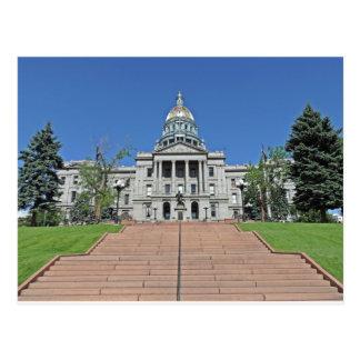 Colorado-Staats-Hauptstadts-Gebäude Postkarte