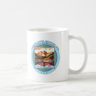 Colorado USA Kaffeetasse