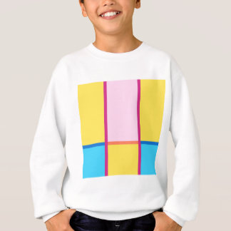 #ColorBlocks Sommer-Träumen Sweatshirt
